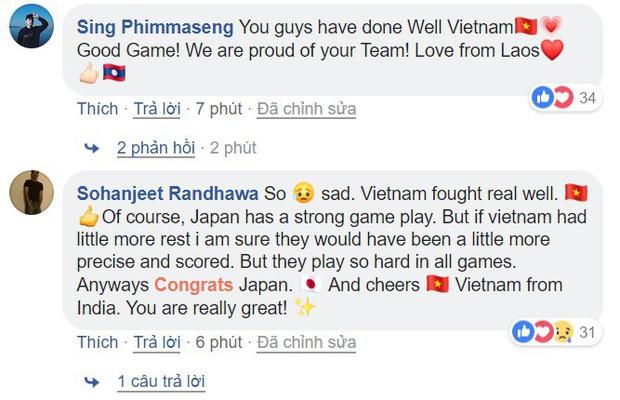Thua Nhật Bản nhưng chỉ thấy đội tuyển Việt Nam được ca tụng hết lời - Ảnh 7.