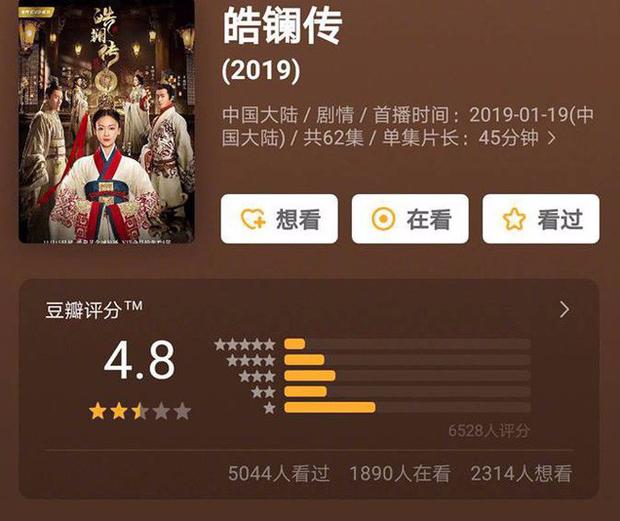 Đây là những lí do Trung Quốc cho rằng Minh Lan Truyện hạ nhiệt, lí lẽ thứ 4 khiến fan Triệu Lệ Dĩnh không khỏi bật cười - Ảnh 7.