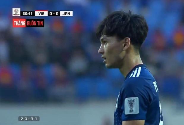 Danh tính trai đẹp đội Nhật Bản khiến fan girl buộc phải thốt lên: Dù là đối thủ nhưng đẹp vẫn phải ngắm! - Ảnh 3.