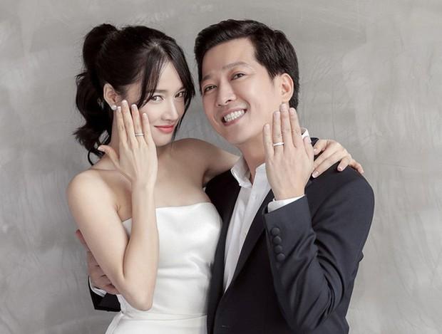 Hot: Nhã Phương đã hạ sinh con gái đầu lòng cho Trường Giang? - Ảnh 2.