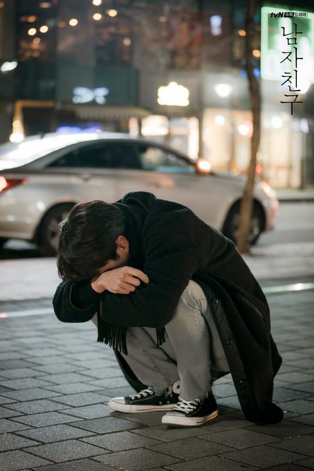 Biển nước mắt của Park Bo Geum cũng không cứu nổi rating phim Encounter tập mới - Ảnh 2.