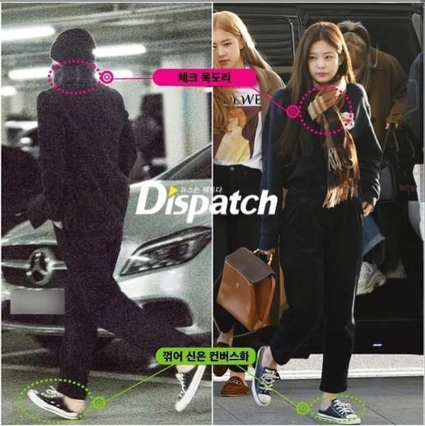 Hậu liên hoàn scandal vẫn được lòng công chúng, Jennie thẳng tay dằn mặt antifan và Dispatch tại sân khấu GMA - Ảnh 3.