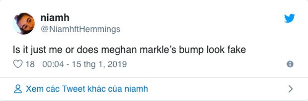 Rộ tin đồn công nương Meghan mang thai giả gây hoang mang truyền thông phương Tây - Ảnh 2.