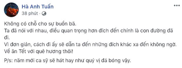Fan hâm mộ xúc động trước nỗ lực của đội tuyển Việt Nam: Chiến đấu đủ rồi, về nhà ăn Tết thôi các chàng trai! - Ảnh 7.