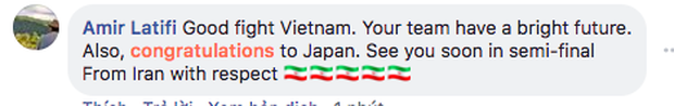 Dừng bước trong tiếc nuối, những người hùng Việt Nam vẫn được dân mạng quốc tế hết lời tán dương - Ảnh 5.