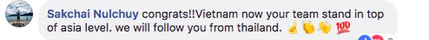 Dừng bước trong tiếc nuối, những người hùng Việt Nam vẫn được dân mạng quốc tế hết lời tán dương - Ảnh 7.