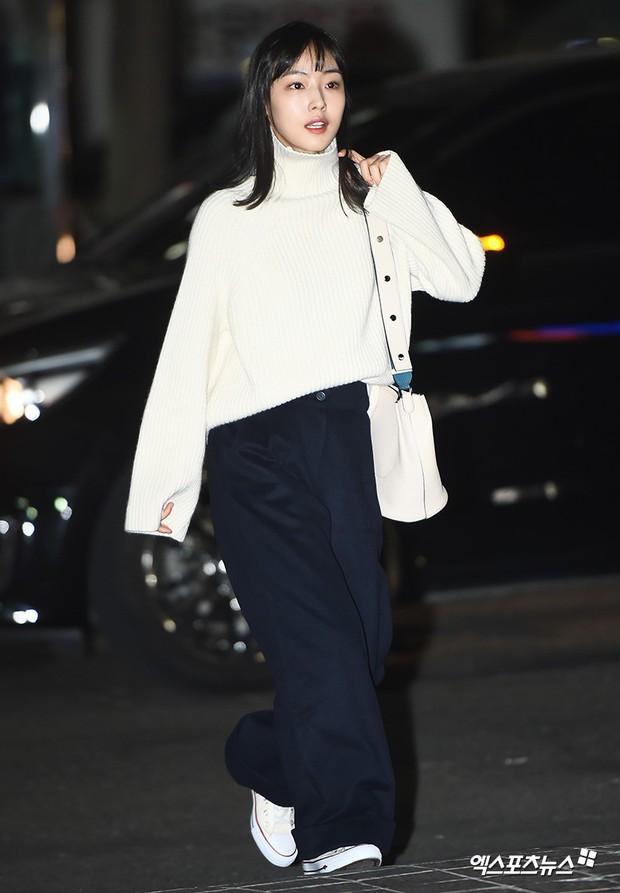 Tiệc mừng công Encounter: Song Hye Kyo để mặt mộc, tài tử Hàn trẻ khó tin mặc dù hơn Park Bo Gum 12 tuổi - Ảnh 12.