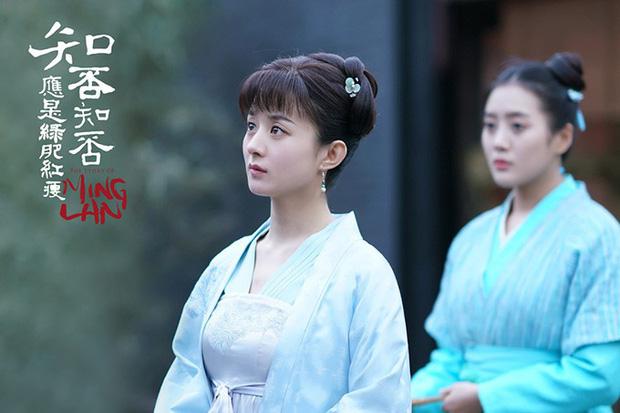 Đây là những lí do Trung Quốc cho rằng Minh Lan Truyện hạ nhiệt, lí lẽ thứ 4 khiến fan Triệu Lệ Dĩnh không khỏi bật cười - Ảnh 5.