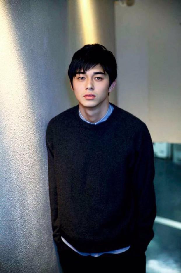 Tài tử Nhật visual đỉnh cao đến mức được netizen Hàn công nhận: Cao 1m8, bảnh khó cưỡng nhưng đã có 3 con - Ảnh 4.