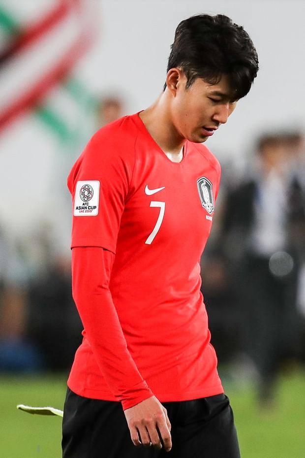 Tuyển thủ Hàn Quốc buồn bã, CĐV suy sụp sau thất bại ở tứ kết Asian Cup 2019 - Ảnh 5.