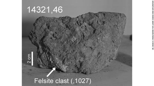 Cuộc phiêu lưu từ Trái Đất đến Mặt Trăng và trở về của hòn đá cổ nhất thế giới - Ảnh 2.