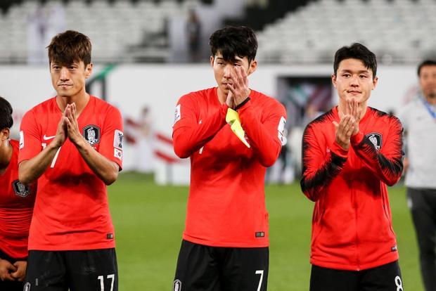Tuyển thủ Hàn Quốc buồn bã, CĐV suy sụp sau thất bại ở tứ kết Asian Cup 2019 - Ảnh 4.
