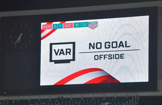 VAR góp phần khiến tuyển Hàn Quốc ôm hận - Ảnh 3.
