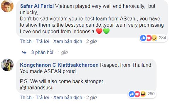 Cả Đông Nam Á tự hào về màn trình diễn tuyệt vời của tuyển Việt Nam trước Nhật Bản - Ảnh 2.