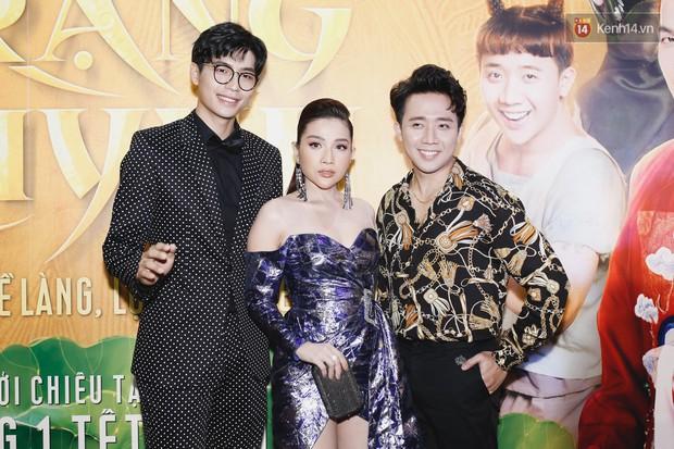 Nữ chính Nhã Phương vắng mặt tại buổi ra mắt phim Trạng Quỳnh sau tin đồn sinh con đầu lòng - Ảnh 1.