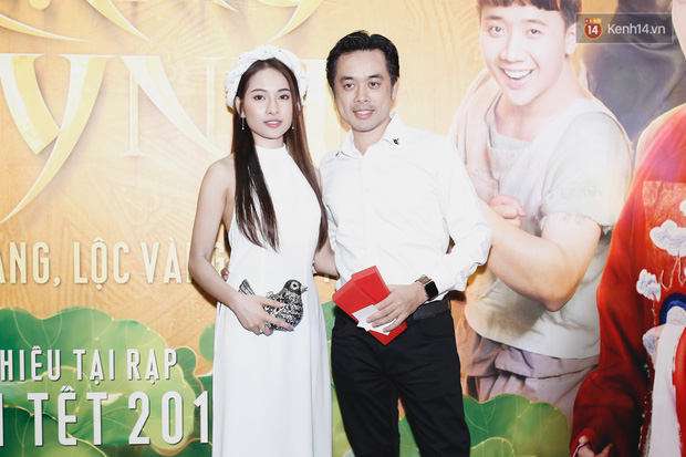 Nữ chính Nhã Phương vắng mặt tại buổi ra mắt phim Trạng Quỳnh sau tin đồn sinh con đầu lòng - Ảnh 12.