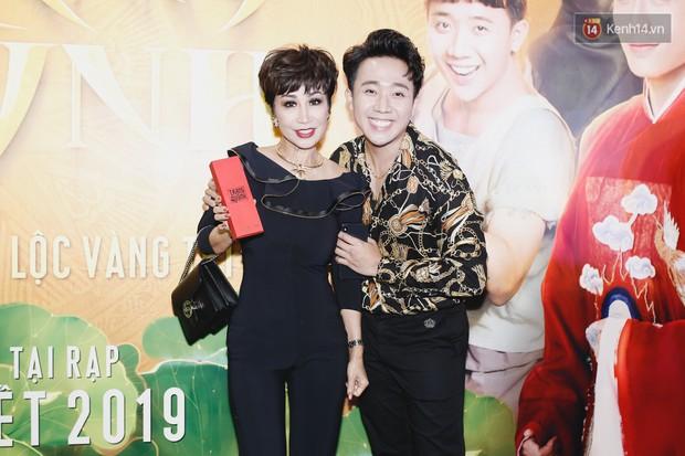 Nữ chính Nhã Phương vắng mặt tại buổi ra mắt phim Trạng Quỳnh sau tin đồn sinh con đầu lòng - Ảnh 13.