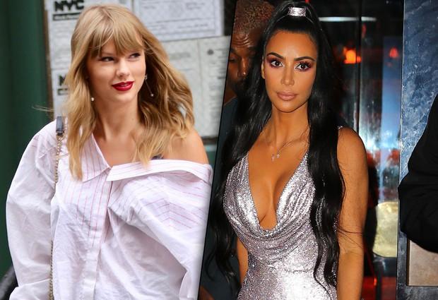 Thì ra đây là thế lực bí ẩn đã ép buộc Kim Kardashian làm hòa với Taylor Swift? - Ảnh 1.
