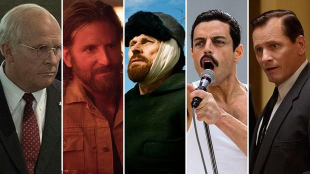 Oscar 2019: Cuộc chiến đầy tính sử thi giữa cựu phó tổng thống Mĩ, ca sĩ nhạc rock và Van Gogh - Ảnh 1.