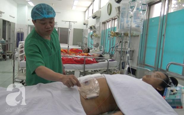 TP.HCM: Đi bắn laser trị bệnh vùng kín tại phòng khám tư, người phụ nữ thủng trực tràng nguy kịch - Ảnh 2.