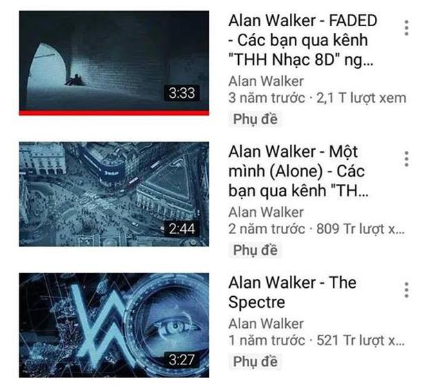 Alan Walker bị người Việt hack YouTube: Không có gì to tát, chỉ là mẹo nhỏ ai cũng làm được! - Ảnh 1.