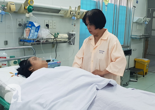 TP.HCM: Đi bắn laser trị bệnh vùng kín tại phòng khám tư, người phụ nữ thủng trực tràng nguy kịch - Ảnh 3.