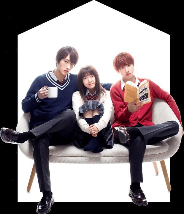 """Nhật Bản làm phần 2 phim thần tượng L-DK ăn khách một thời, fan tự hỏi """"hoàng tử shoujo"""" Kento Yamazaki đâu? - Ảnh 4."""