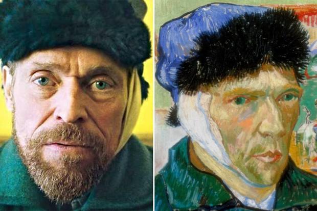 Oscar 2019: Cuộc chiến đầy tính sử thi giữa cựu phó tổng thống Mĩ, ca sĩ nhạc rock và Van Gogh - Ảnh 6.