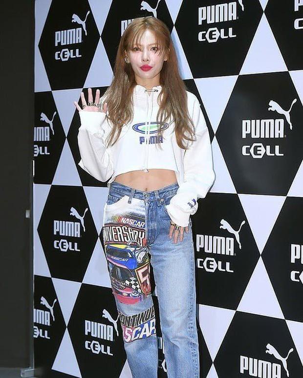 Không phải mong HyunA chia tay, netizen chỉ ước cô đừng mắc thêm lỗi makeup cơ bản này khi rời CUBE - Ảnh 1.