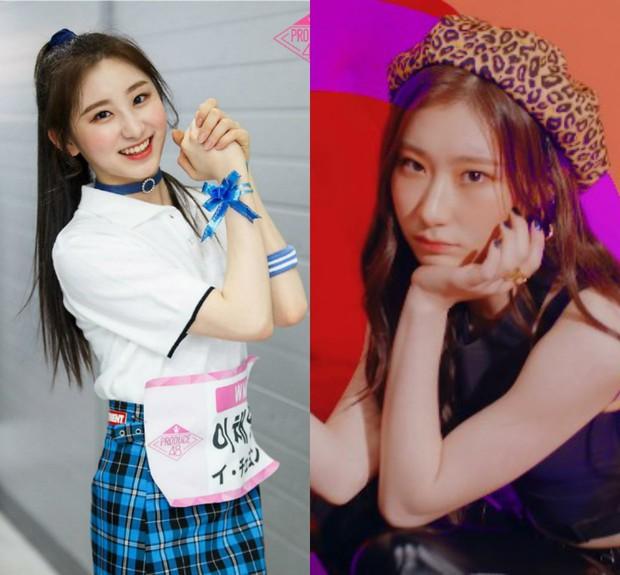 Cặp chị em khác tuổi nhìn như sinh đôi của Kpop: Cùng mất suất vào TWICE, sắp đối đầu nhau trong năm 2019 - Ảnh 1.