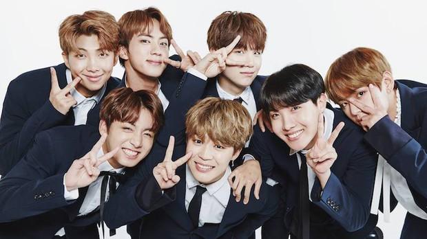 Đứng bên Backstreet Boys và các huyền thoại, BTS khiến cả châu Á hãnh diện khi lọt top 10 nhóm nhạc nam mọi thời đại - Ảnh 7.