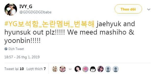 Netizen Hàn đòi YG loại thành viên thứ 7 của boygroup mới vì quá già và quá xấu? - Ảnh 2.