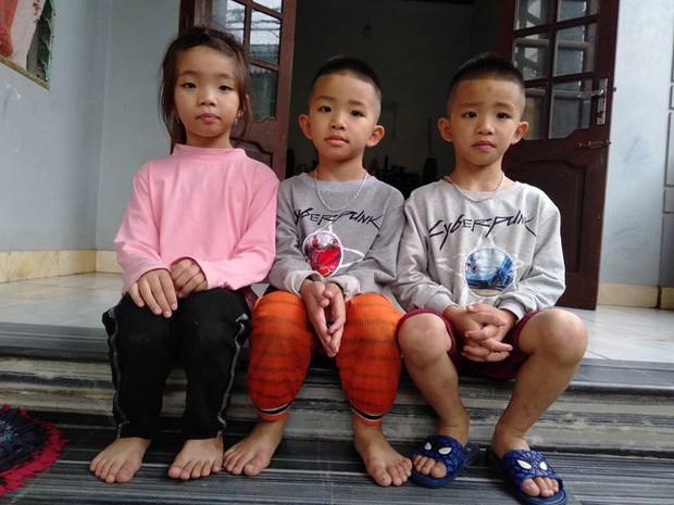 Điều ước trong nước mắt của 3 đứa trẻ bất hạnh ngày cận Tết: Chị em cháu chỉ mong bố tỉnh lại - Ảnh 7.