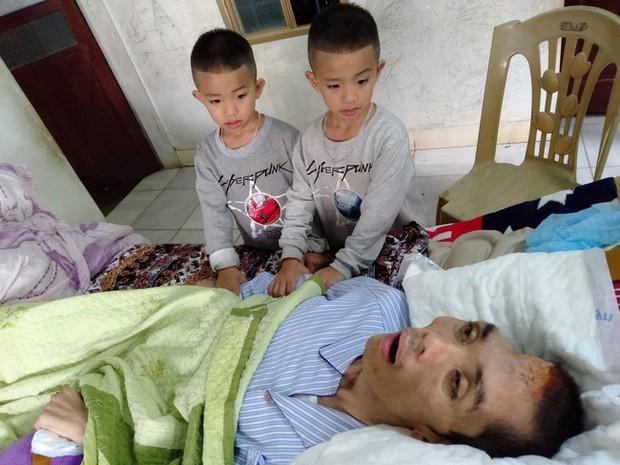 Điều ước trong nước mắt của 3 đứa trẻ bất hạnh ngày cận Tết: Chị em cháu chỉ mong bố tỉnh lại - Ảnh 8.