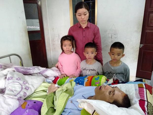 Điều ước trong nước mắt của 3 đứa trẻ bất hạnh ngày cận Tết: Chị em cháu chỉ mong bố tỉnh lại - Ảnh 9.