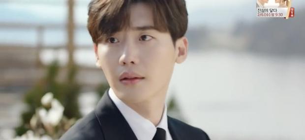 Tết này bị hỏi có gấu chưa cứ mạnh dạn trả lời như Lee Jong Suk trong Romance is a Bonus Book! - Ảnh 1.