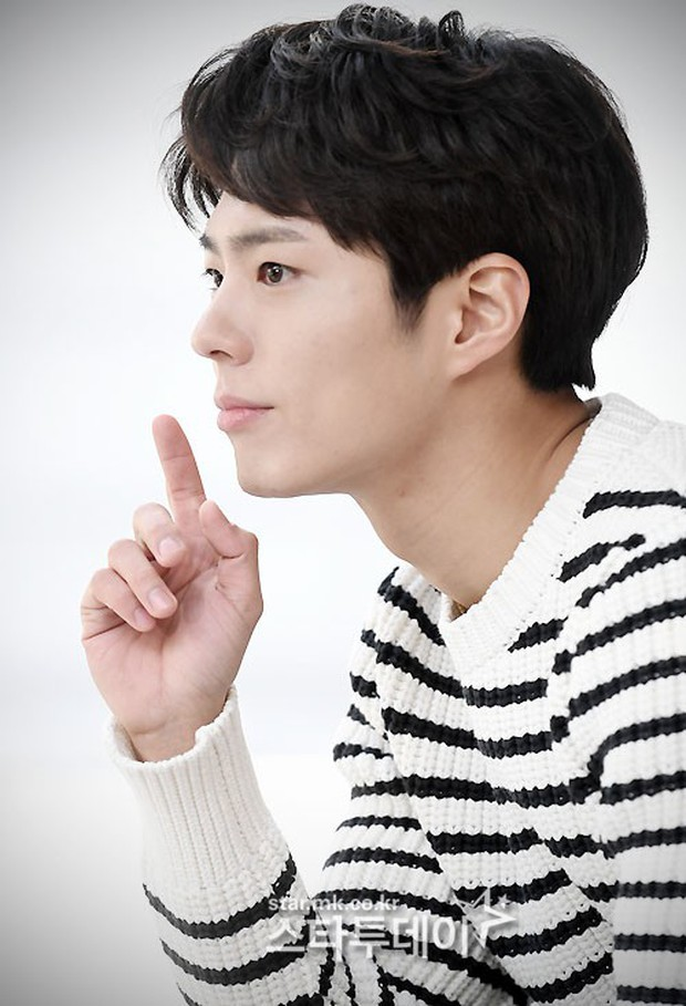 Park Bo Gum lần đầu tiết lộ về chuyện hẹn hò, phản ứng của Song Joong Ki và các thành viên BTS về Encounter - Ảnh 1.