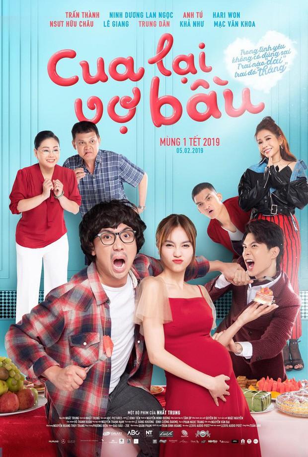 Phim Việt mùa Tết 2019: Khó lòng có thêm một tân binh trăm tỷ - Ảnh 5.