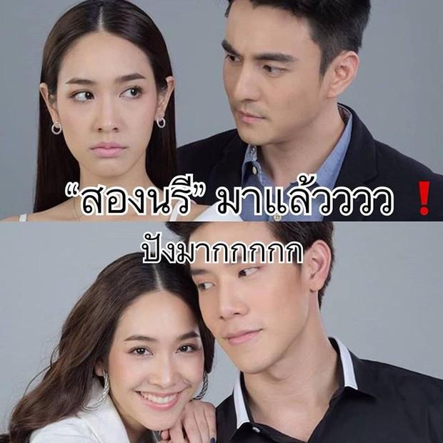 4 phim Thái remake ồ ạt lên sóng trong năm 2019: Phim hot nhất chuẩn bị thay nữ chính? - Ảnh 10.