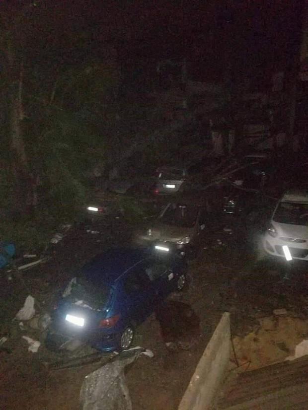 Lốc xoáy mạnh ở thủ đô La Habana, Cuba: 3 người chết, 172 người bị thương - Ảnh 1.