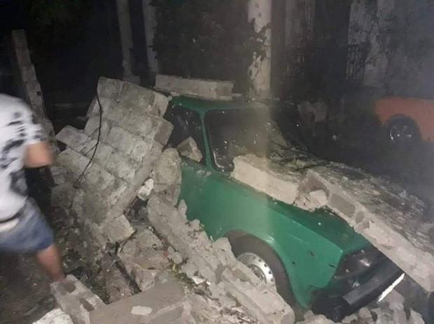 Lốc xoáy mạnh ở thủ đô La Habana, Cuba: 3 người chết, 172 người bị thương - Ảnh 3.