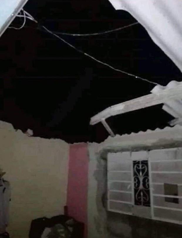 Lốc xoáy mạnh ở thủ đô La Habana, Cuba: 3 người chết, 172 người bị thương - Ảnh 5.