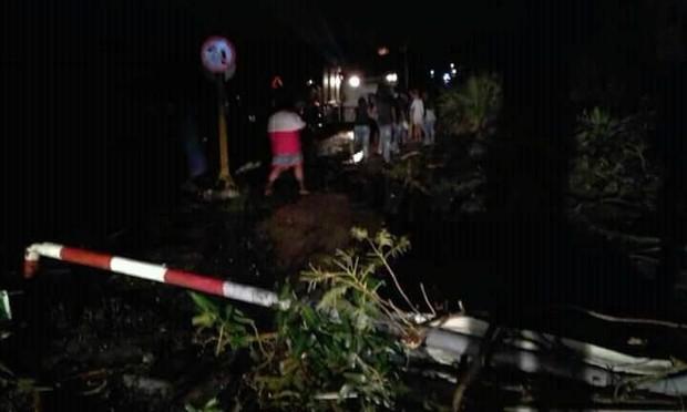 Lốc xoáy mạnh ở thủ đô La Habana, Cuba: 3 người chết, 172 người bị thương - Ảnh 6.