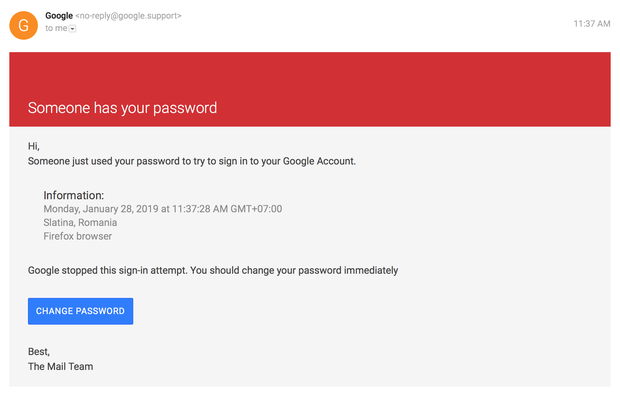 Bạn có dễ bị ăn cắp thông tin qua email? Làm ngay bài test để thấy mình tỉnh táo đến mức nào - Ảnh 7.