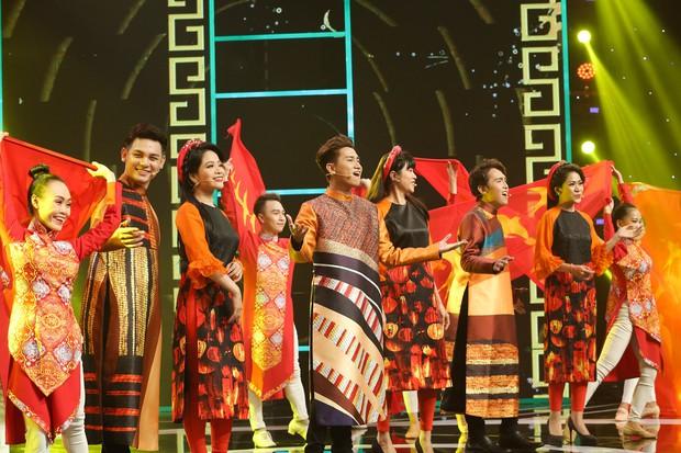 Hồ Ngọc Hà, Noo Phước Thịnh cùng hơn 30 nghệ sĩ Vpop đồng loạt quy tụ trong chương trình nhạc Xuân rộn ràng - Ảnh 14.