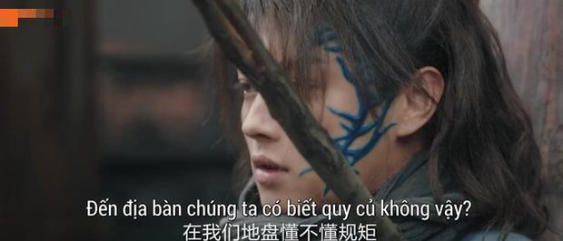 Chiêu Dao mở màn tào lao, đáng đánh đòn nhất là cái sẹo kẽm gai trên mặt Hứa Khải! - Ảnh 2.
