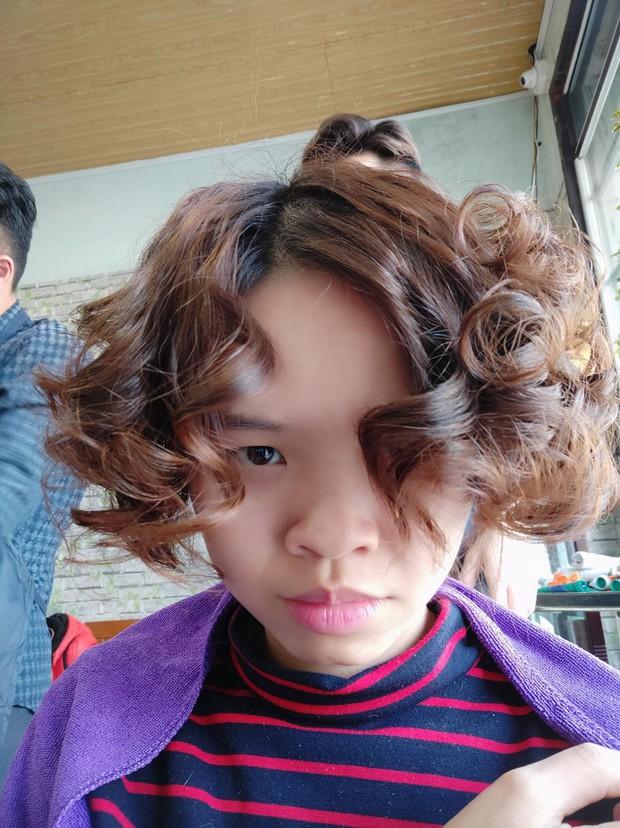Loạt ảnh chứng minh làm tóc ăn Tết chính là cuộc chơi may rủi bậc nhất của hội chị em những ngày này - Ảnh 3.