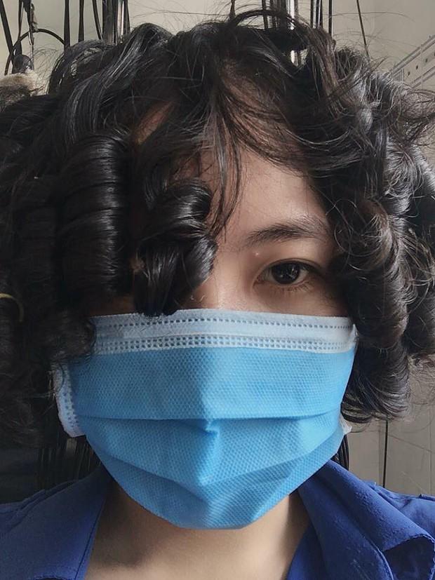 Loạt ảnh chứng minh làm tóc ăn Tết chính là cuộc chơi may rủi bậc nhất của hội chị em những ngày này - Ảnh 7.