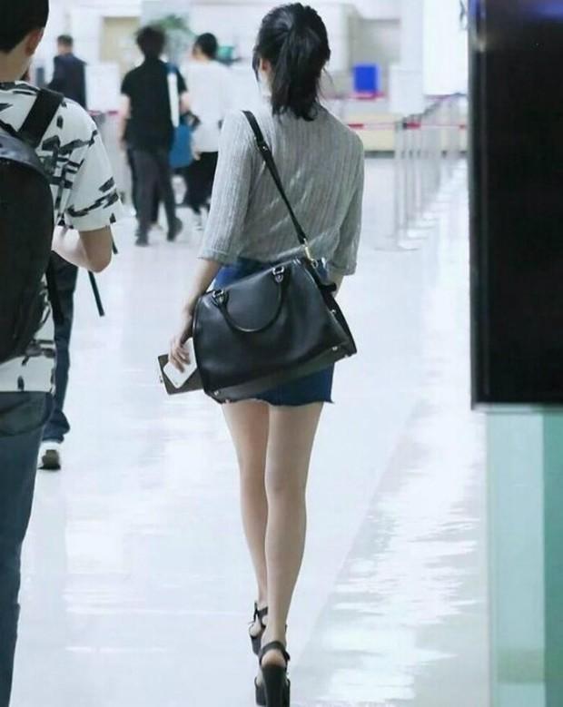 Kiểm chứng body của idol nữ Kpop ngoài đời bằng ảnh chụp vội: Black Pink và mỹ nhân này đúng là huyền thoại! - Ảnh 5.