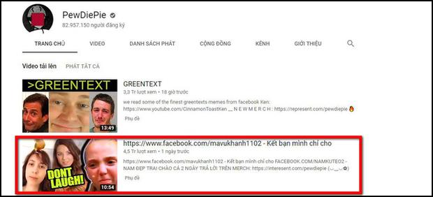 Sau Alan Walker, loạt sao YouTube nổi tiếng khác tiếp tục bị người Việt a dua nghịch ngợm chơi xấu - Ảnh 3.